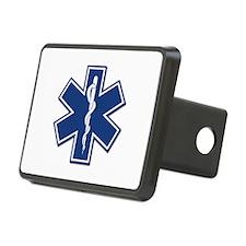 EMS EMT Rescue Logo Hitch Cover