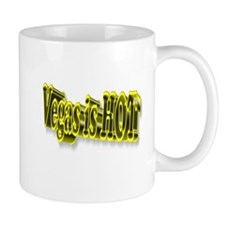 3 D Vegas is HOT Mug