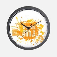 Funk MS Wall Clock