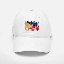 Philippines Flag Baseball Baseball Cap