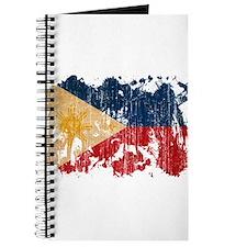 Philippines Flag Journal