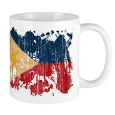 Philippines Flag Mug