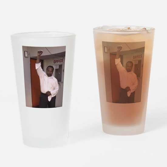 Derrick T.Tuggle Lonely Boy 3 Drinking Glass