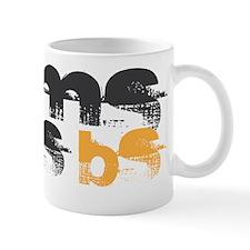 MS is BS (White) Mug