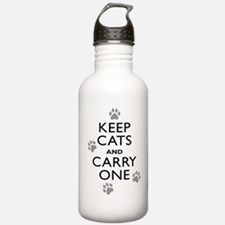 Keep Cats Water Bottle