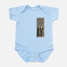 Nudge, nudge Infant Bodysuit