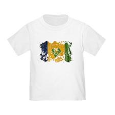 Saint Vincent Flag T