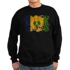 Saint Vincent Flag Sweatshirt