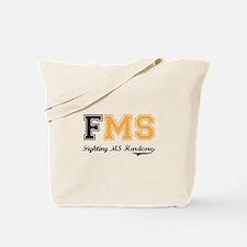 FMS (Boxers) Tote Bag