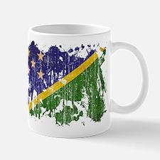 Solomon Islands Flag Mug
