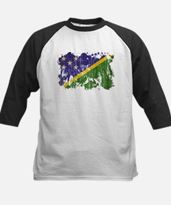 Solomon Islands Flag Tee