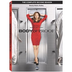 Body Of Proof: The Complete Second Season