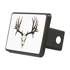 Deer skull Hitch Cover