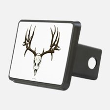 Deer skull Hitch Cover