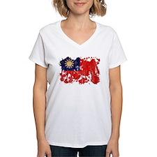 Taiwan Flag Shirt