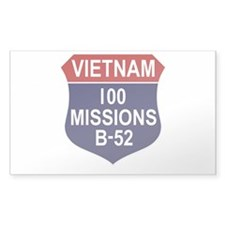 100 Missions Decal