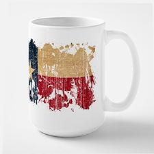 Texas Flag Large Mug