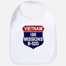 100 Missions Bib