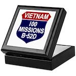 100 Missions Keepsake Box