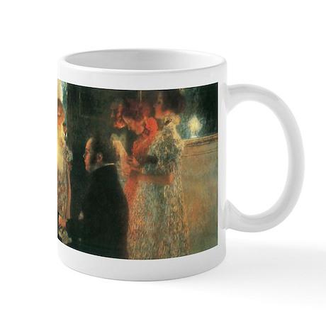 Schubert by Klimt Mug