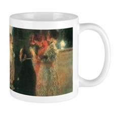 Schubert by Klimt Mug