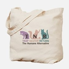 Trap Neuter Return Tote Bag