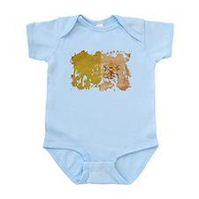 Vatican City Flag Infant Bodysuit
