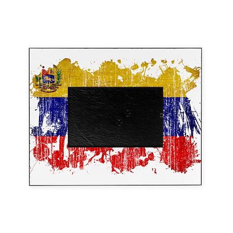 Venezuela Flag Picture Frame