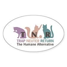 Trap Neuter Return Bumper Stickers