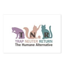 Trap Neuter Return Postcards (Package of 8)