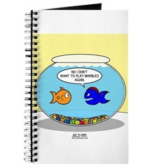 OTL Fishbowl Marbles Journal