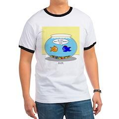 OTL Fishbowl Marbles Ringer T