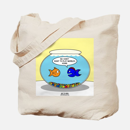 OTL Fishbowl Marbles Tote Bag