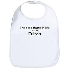 Fulton: Best Things Bib