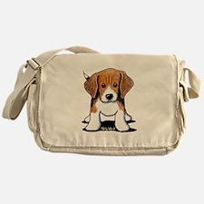 Beagle Puppy Messenger Bag