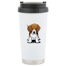 Beagle Puppy Travel Mug