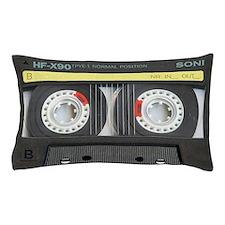 Audio Cassette Pillow Case