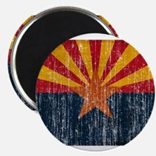 "Arizona Flag 2.25"" Magnet (10 pack)"