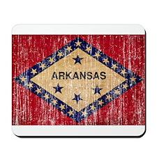 Arkansas textured aged copy.png Mousepad