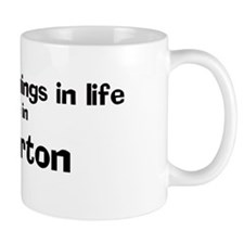 Atherton: Best Things Mug