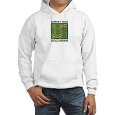 Support Your Local Farmers Hoodie