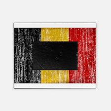 Belgium Flag Picture Frame