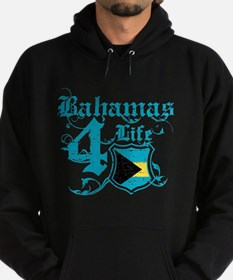 Bahamas for life designs Hoodie (dark)