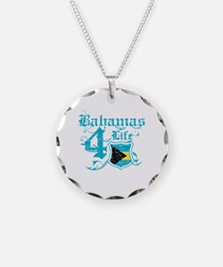 Bahamas for life designs Necklace