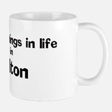 Buellton: Best Things Mug