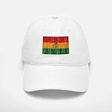 Bolivia Flag Baseball Baseball Cap