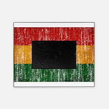 Bolivia Flag Picture Frame