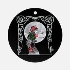Yule Maiden Christmas Ornament