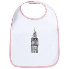 London Big Ben Bib