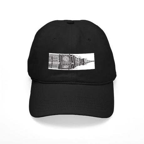 London Big Ben Black Cap